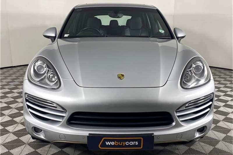 2011 Porsche CAYENNE Cayenne diesel