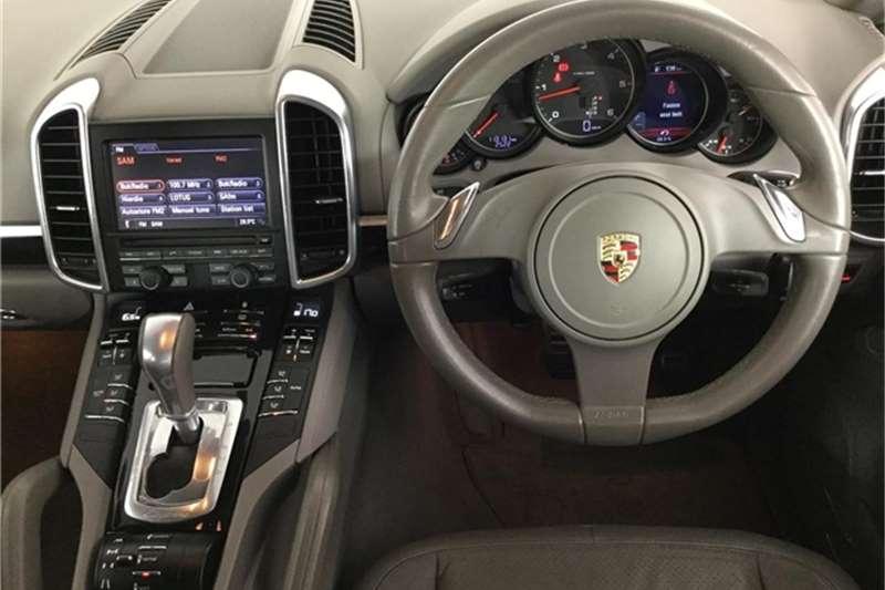 Porsche CAYENNE diesel 2012