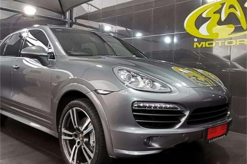 Used 2014 Porsche CAYENNE Cayenne diesel