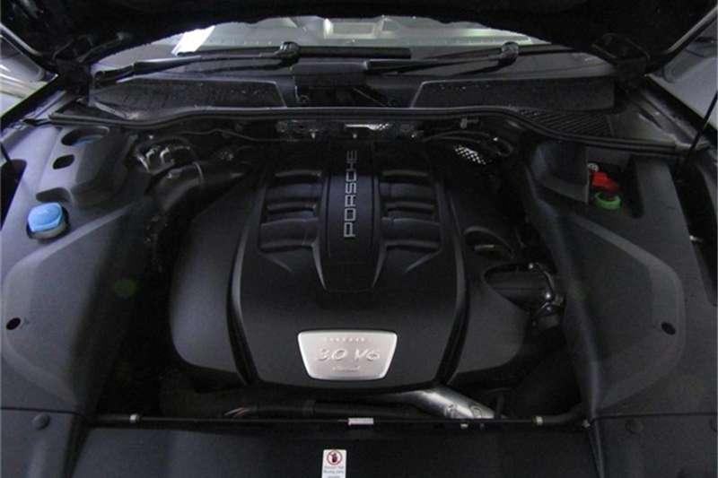 Porsche CAYENNE diesel 2015