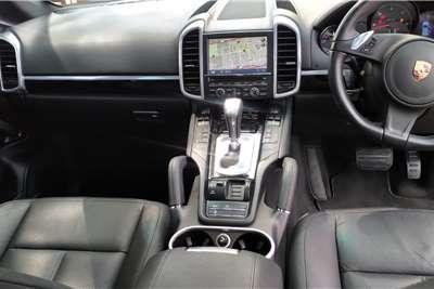 Porsche CAYENNE diesel Platinum Edition 2014