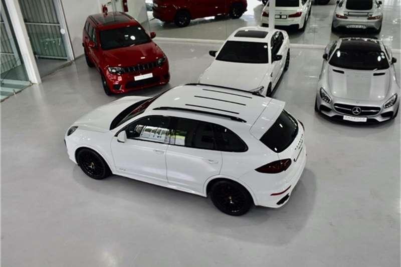Used 2016 Porsche CAYENNE Cayenne GTS