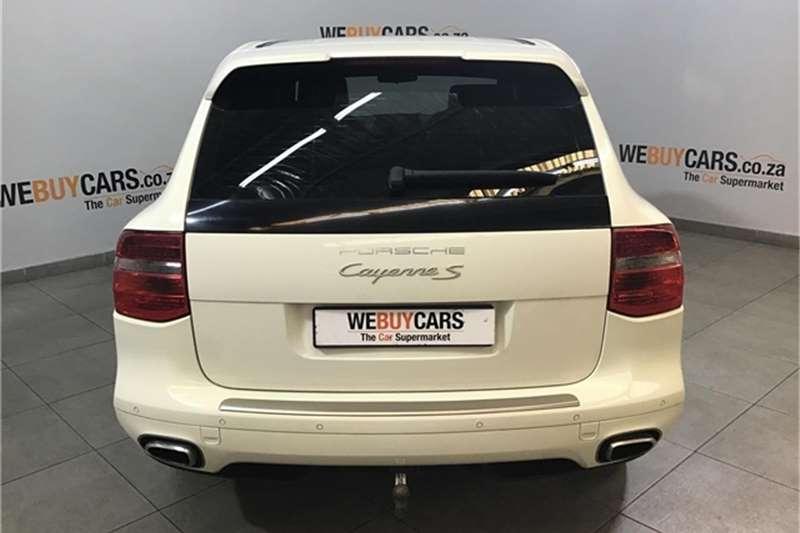 2009 Porsche CAYENNE Cayenne S tiptronic