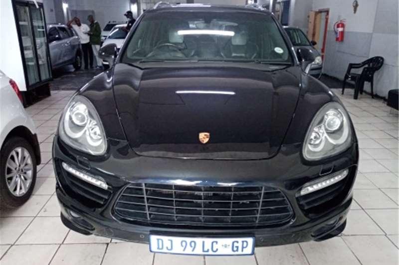 Porsche CAYENNE Porsche cayenne turbo petrol auto 2013