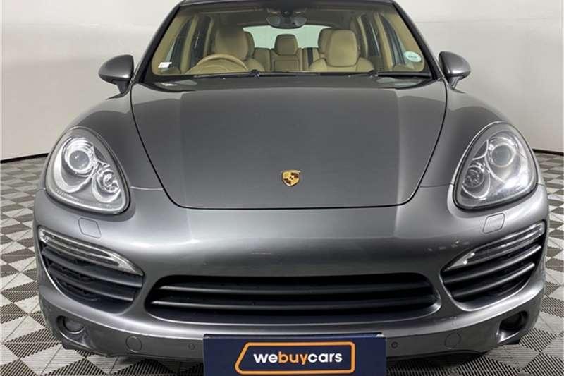Used 2013 Porsche CAYENNE Cayenne S diesel
