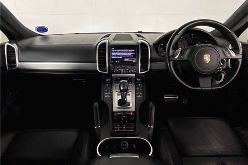 Used 2011 Porsche CAYENNE Cayenne turbo