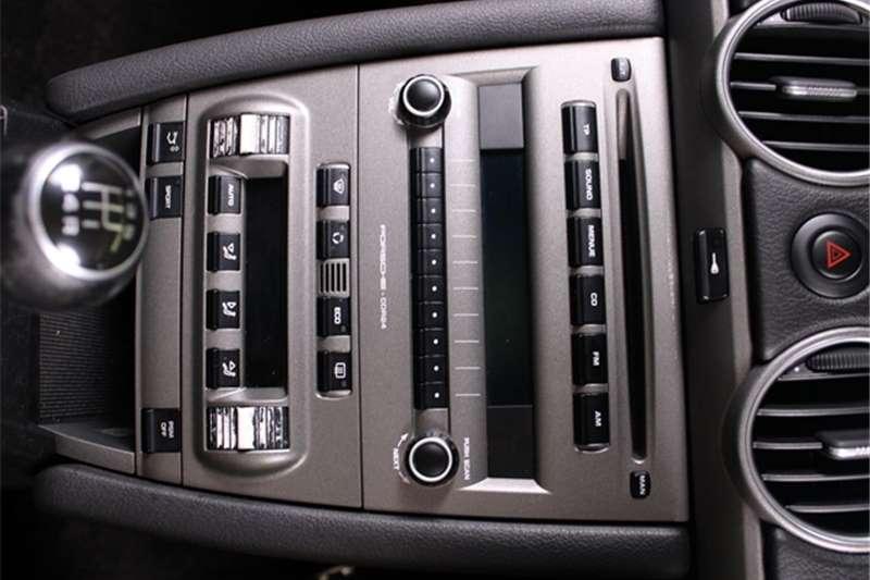 Used 2006 Porsche Cayman