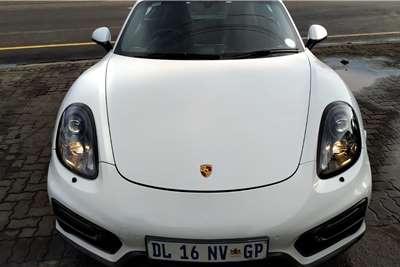 Used 2015 Porsche Cayman S