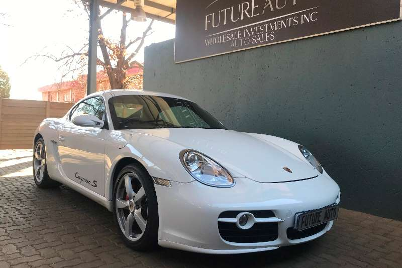 Porsche Cayman S For Sale In South Africa Junk Mail