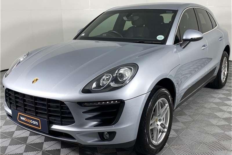 Used 2014 Porsche Macan S