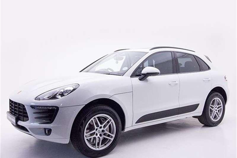Porsche Macan S diesel 2014