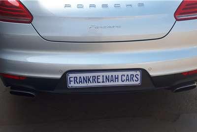 Used 2014 Porsche Panamera 4 Executive