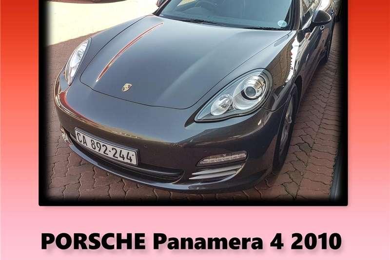 Porsche Panamera 4 Platinum Edition 2010