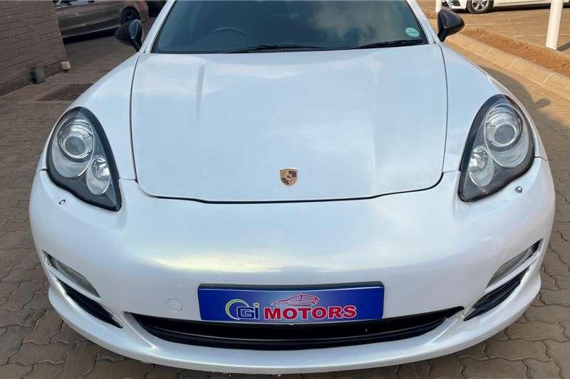 Used 2013 Porsche Panamera 4S