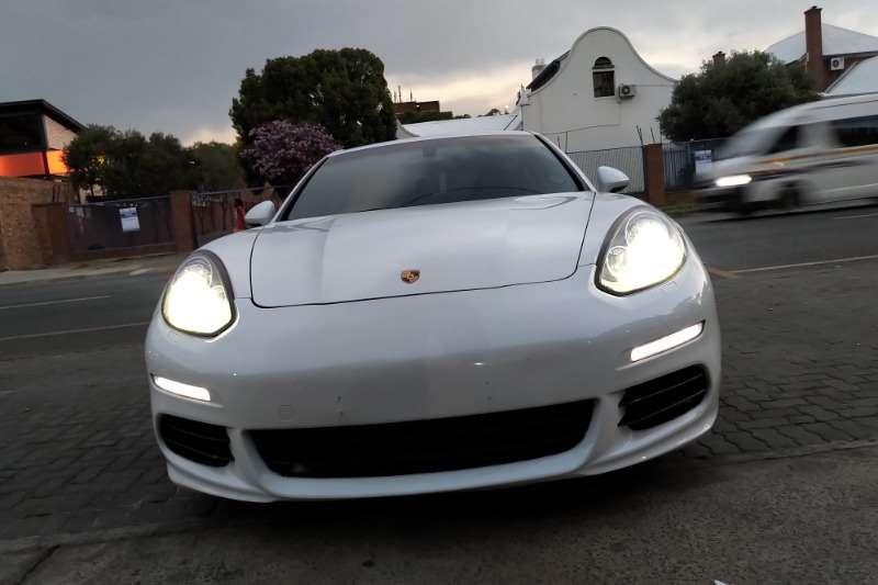 Porsche Panamera diesel Edition 2014