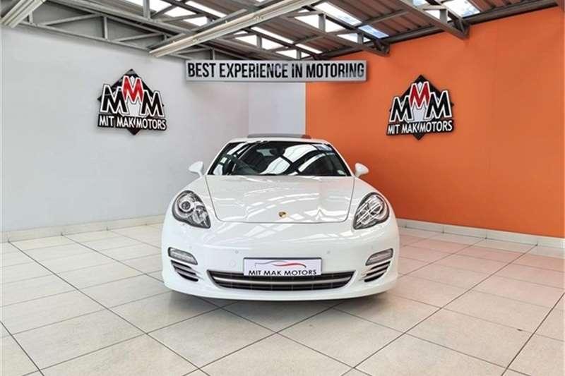 2013 Porsche Panamera Panamera diesel Platinum Edition
