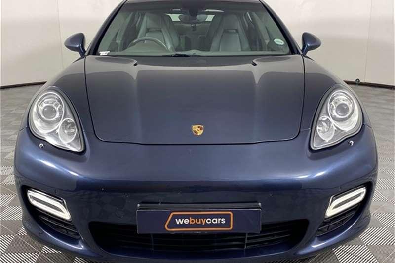 Used 2010 Porsche Panamera turbo