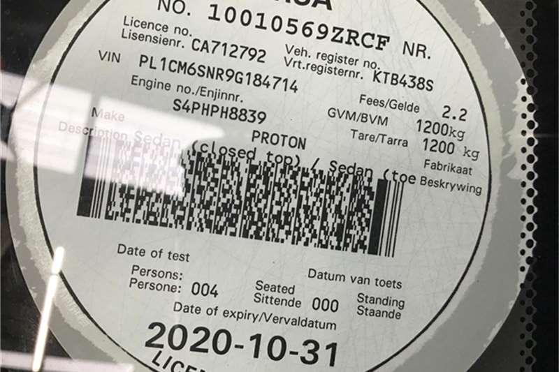Proton Persona 1.6 GX 2010