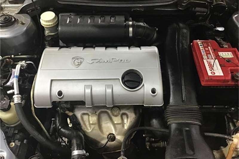 Proton Satria Neo 1.6 GLX 2007