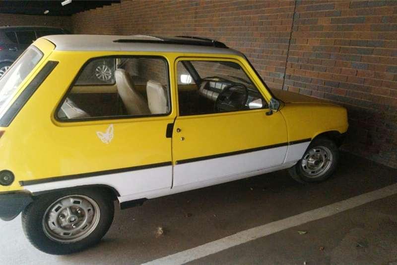 Renault 5 1980