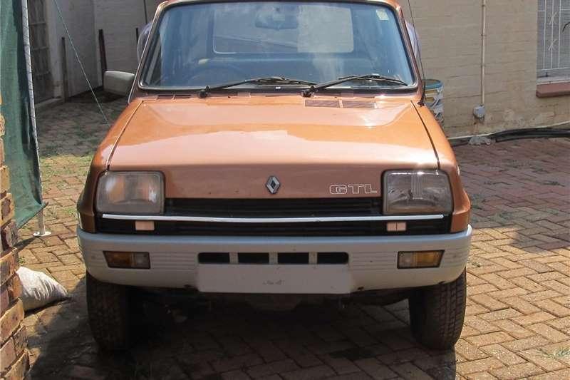 Used 1985 Renault 5