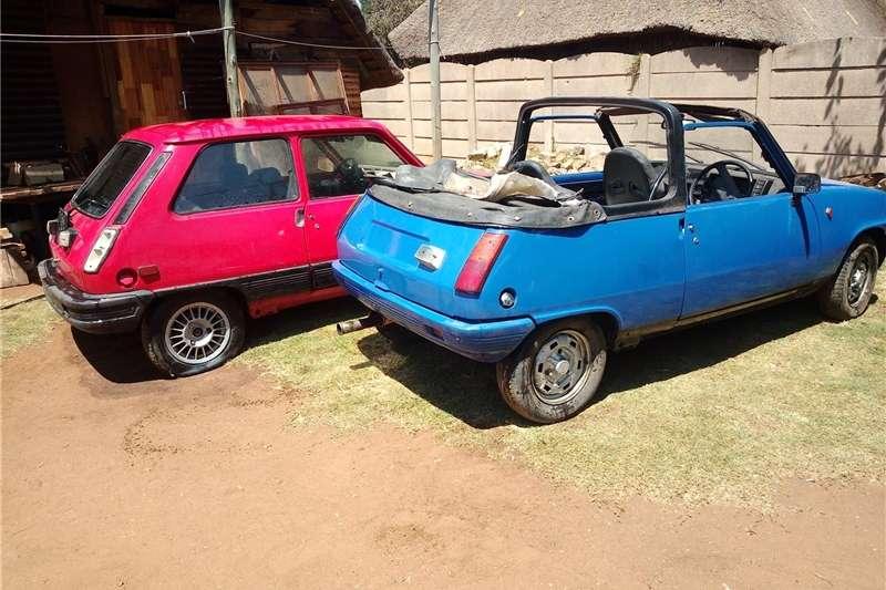 Renault 5 2000