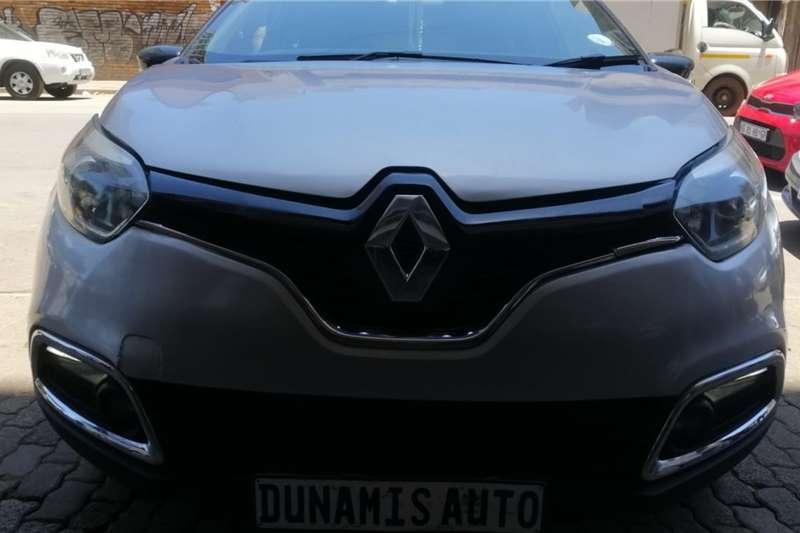 Renault Captur 1.0 2016