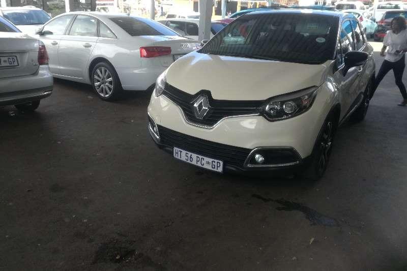 Renault Captur 1.2 Dynamic 2017