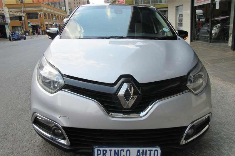 Renault Captur 1.2 Turbo 2017