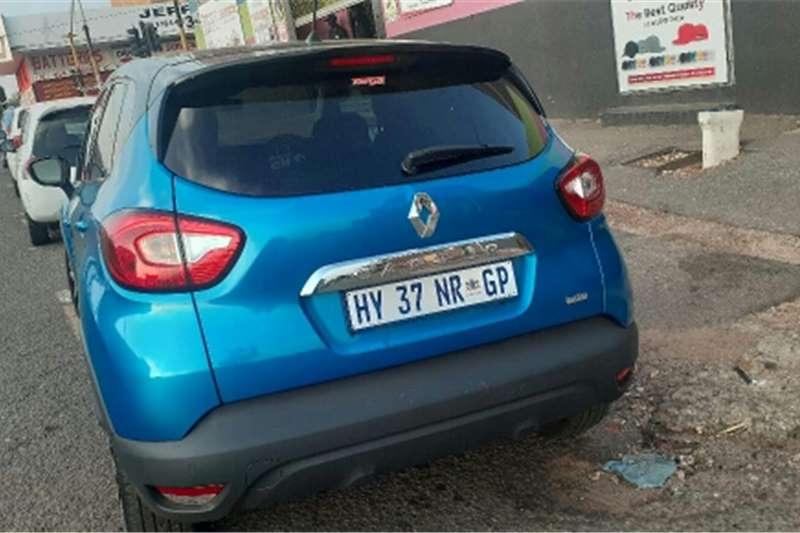Renault Captur 2016