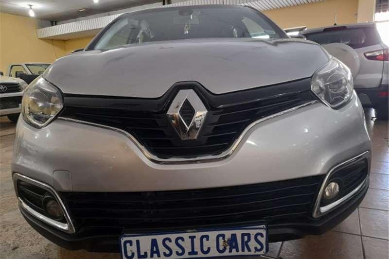 Used 2016 Renault Captur