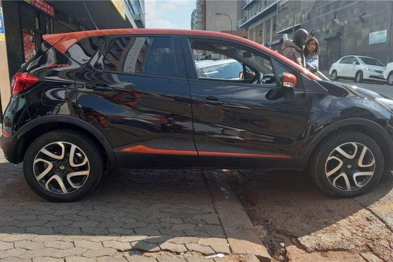 Used 2015 Renault Captur 66kW dCi Dynamique