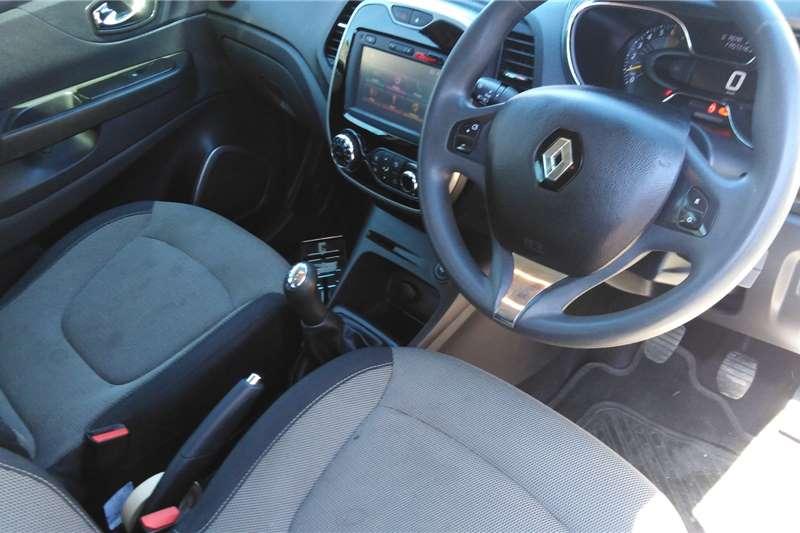 Renault Captur 66kW dCi Dynamique 2016