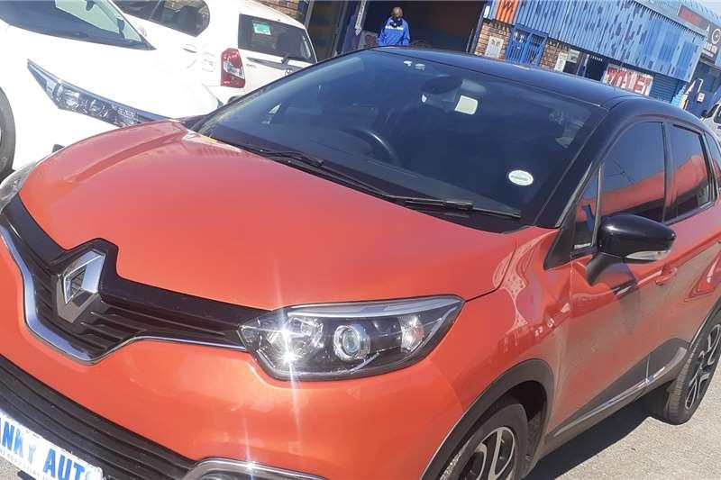 Used 2016 Renault Captur 66kW dCi Dynamique