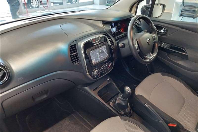 2016 Renault Captur Captur 66kW dCi Dynamique
