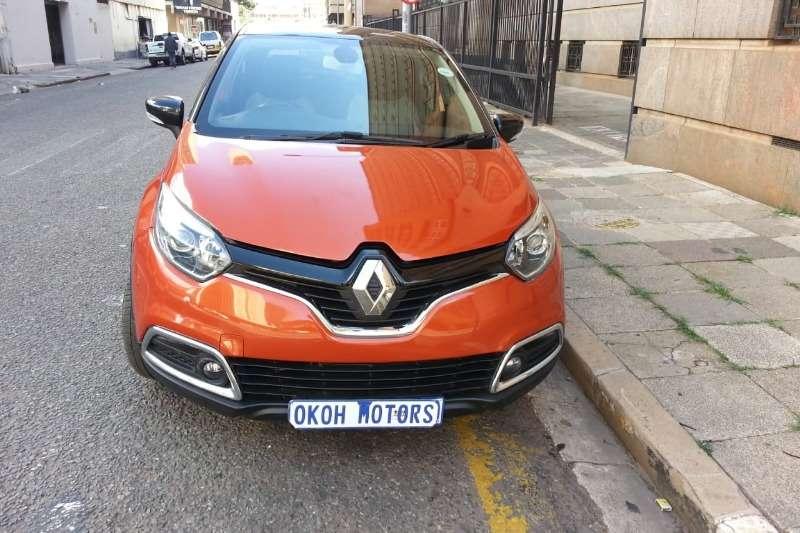 Renault Captur 66kW dCi Dynamique 2017