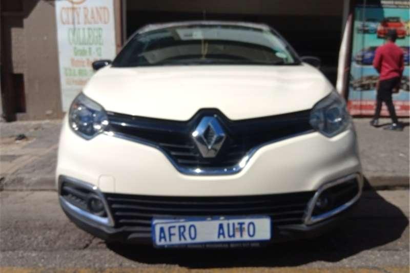 Used 2017 Renault Captur 66kW dCi Dynamique