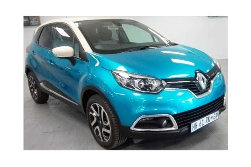 Renault Captur 66kW dCi Dynamique 2018