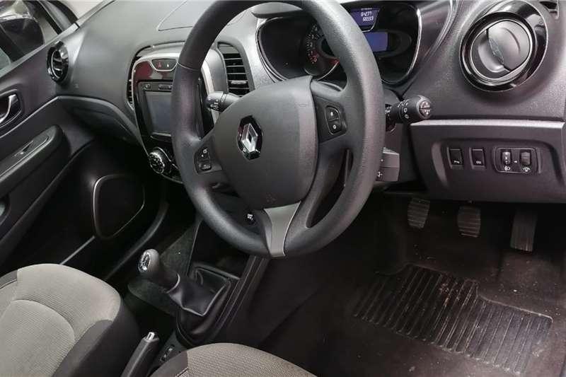 2018 Renault Captur Captur 66kW dCi Dynamique