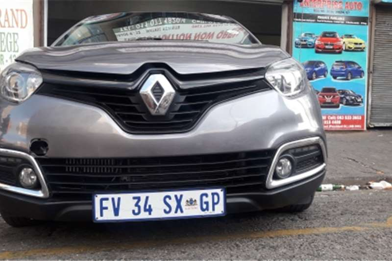Renault Captur 66kW dCi Dynamique Sunset 2016