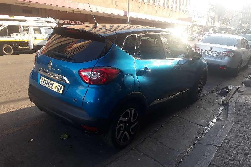 Renault Captur 66kW dCi Dynamique Sunset 2018