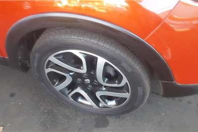 Used 2016 Renault Captur 66kW turbo Blaze