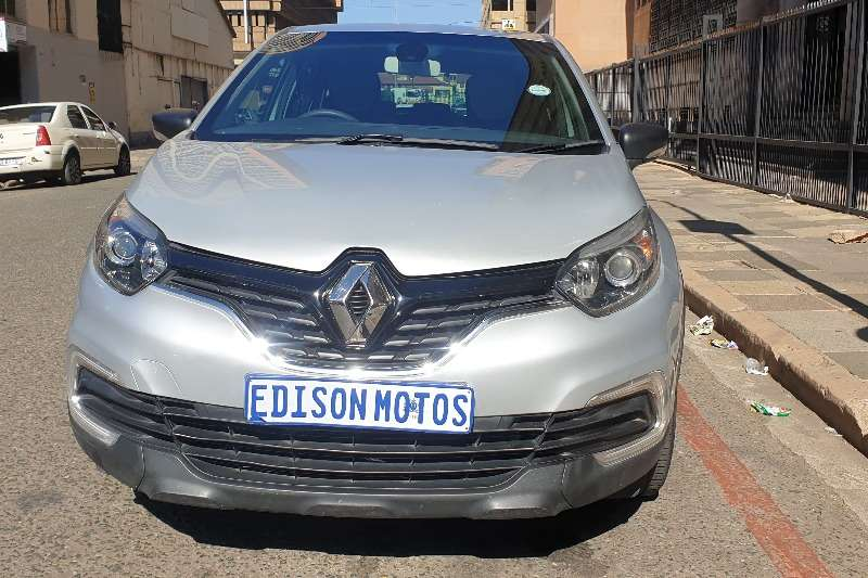 Renault Captur 66kW turbo Blaze 2018