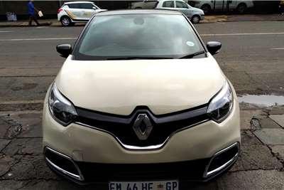 Renault Captur 66kW turbo Blaze 2018