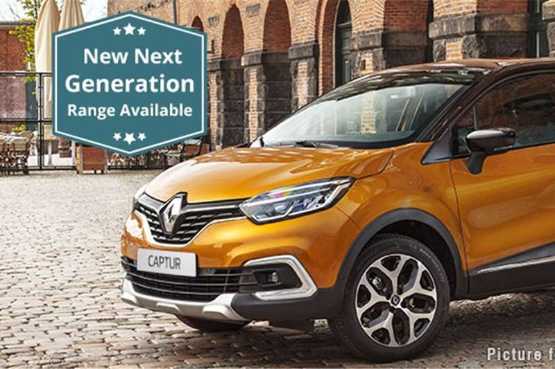 Renault Captur 66kW turbo Blaze 2019