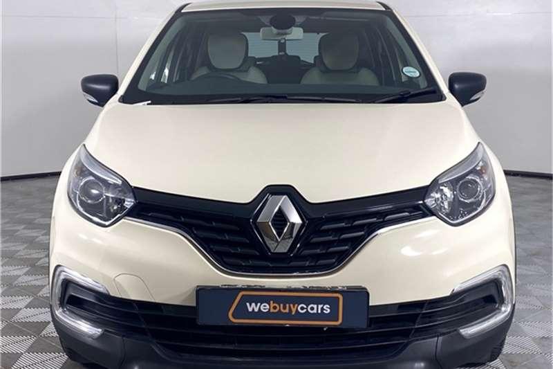 2019 Renault Captur Captur 66kW turbo Blaze