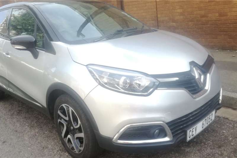 Renault Captur 66kW turbo Dynamique 2015