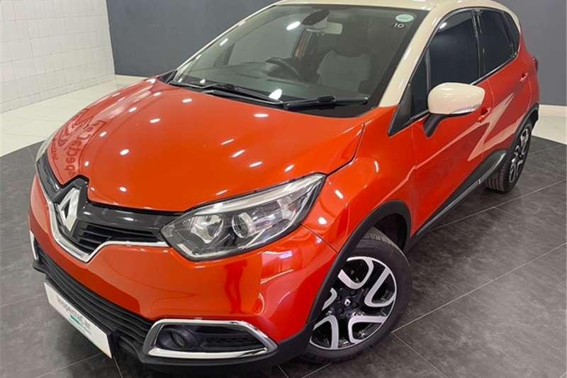 2015 Renault Captur Captur 66kW turbo Dynamique