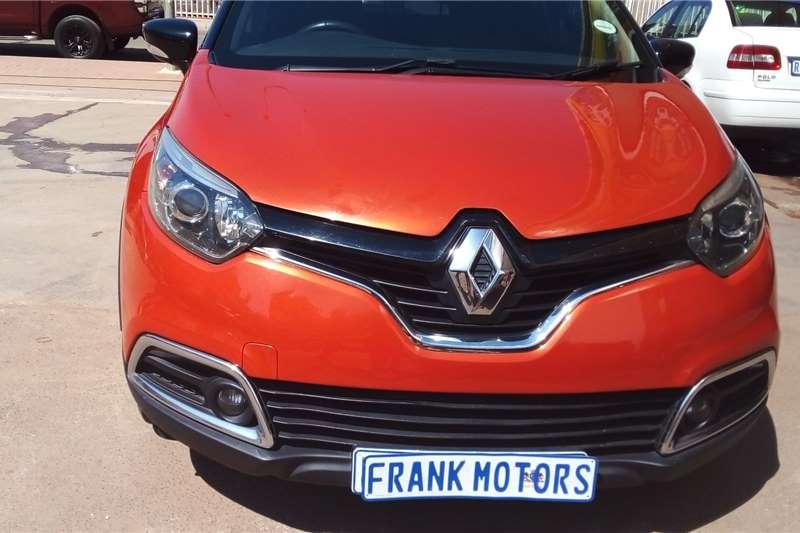 Used 2016 Renault Captur 66kW turbo Dynamique