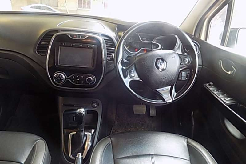 Renault Captur 66kW turbo Dynamique 2017